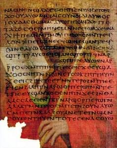 Apostle and Gospel of Thomas